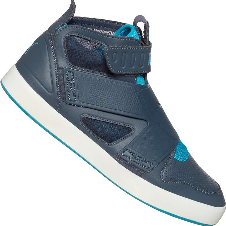 Puma El Rey Future Mid Herren Sneaker in Blau für 41,94€ inkl. Versand (statt 65€)