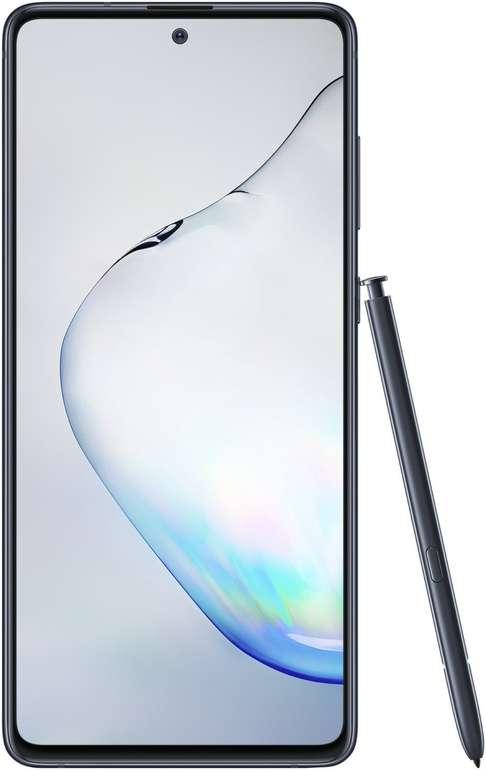 Samsung Galaxy Note 10 Lite (+49€) inkl. o2 Super Select M Allnet-Flat mit 5GB LTE für 19,99€ mtl.