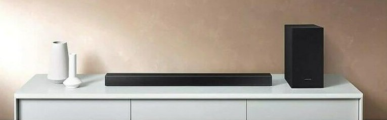 Samsung HW-T450 - 2.1 Kanal Soundbar mit Subwoofer