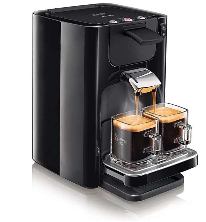 Philips HD7866/61 Senseo Quadrante - Kaffeepadmaschine (1.450 W, 1,2 Liter) für 64,71€ (statt 99€)