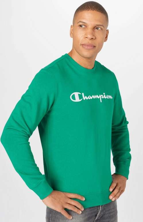 Champion Authentic Athletic Apparel Herren Sweatshirt in Grasgrün für 19,92€inkl. Versand (statt 45€)