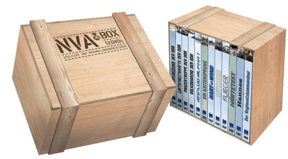 NVA Holzbox (Streng limitierte Sonderedition) [DVD] für 65€ (statt 179€?!)