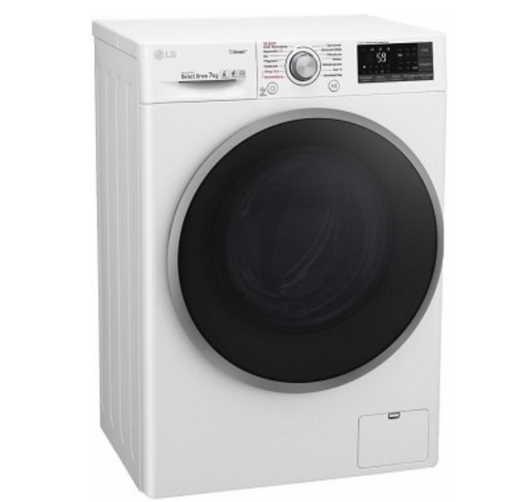 LG F12WM7SLIM Waschmaschine (7kg, 1200 U/Min) für 409€ (statt 455€)