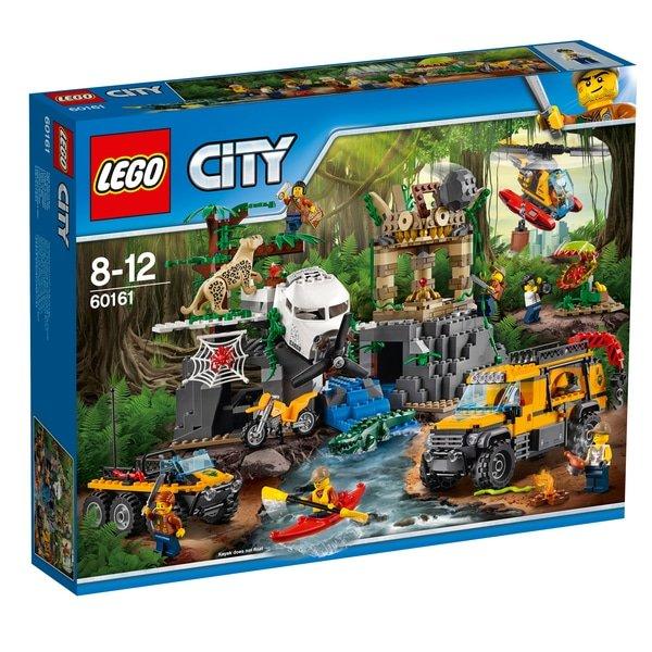 Lego City 60161 Dschungel-Forschungsstation für 49,99€ inkl. Versand (statt 70€)