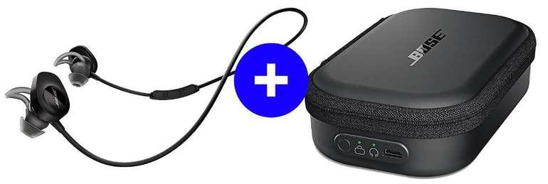 Bose SoundSport Wireless In-Ear Kopfhörer + Ladeetui für 99€ inkl. Versand (statt 150€)
