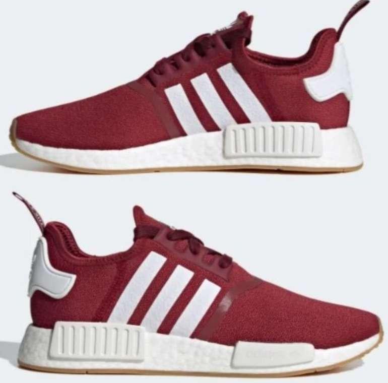 Adidas NMD R1 Schuh in Burgundy für 61,60€ inkl. Versand (statt 92€)