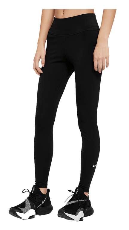 Nike Damen Leggings One in Schwarz für 19,95€inkl. Versand (statt 28€)