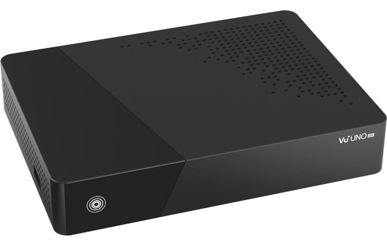 Vu+ Uno 4K DVB-C FBC Twin Tuner mit PVR für 175,89€ inkl. Versand