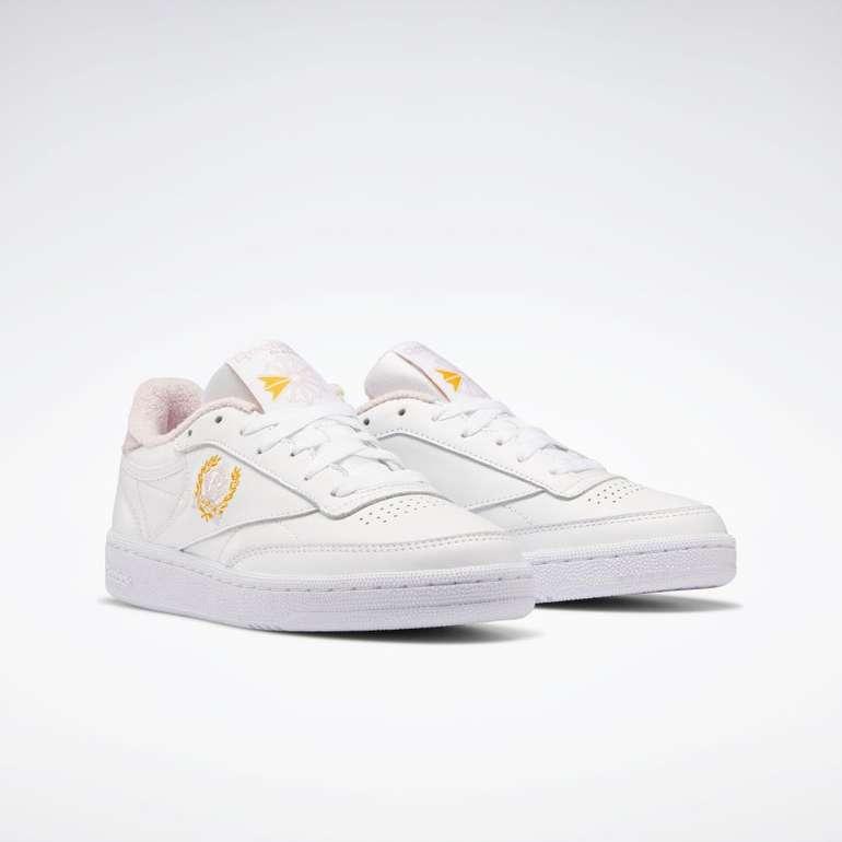 Reebok Club C 85 Sneaker in zwei Farben für je 37,80€ inkl. Versand (statt 72€)