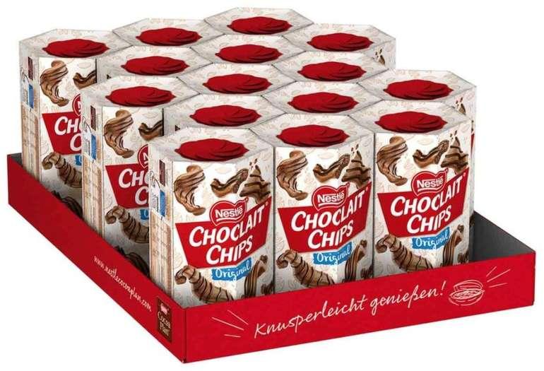 15er Pack Nestlé Choclait Chips (15 x 115g Schokochips) für 18,97€ inkl. Versand (statt 26€)