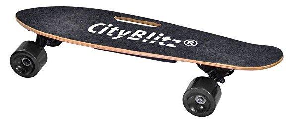 City Blitz E-Board (CB013) in Schwarz für 159€ inkl. Versand