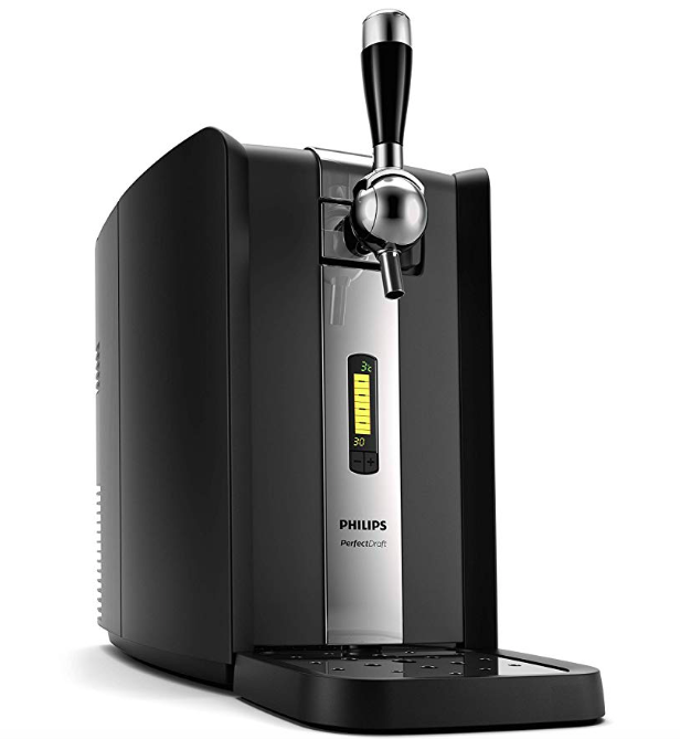 Philips Perfect Draft HD3720/25 Zapfanlage ab 199,31€ inkl. Versand (statt 235€)