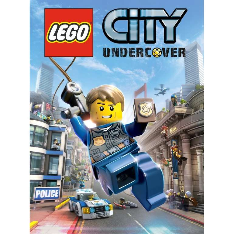 Lego City Undercover (Steam, PC) für 3,49€ (Download Code)