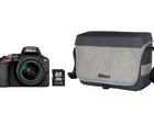 Media Markt Foto-Nacht ab Acht - z.B. Nikon D3500 Spiegelreflexkamera Set 449€
