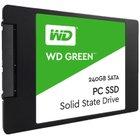WD Green - interne 2,5 Zoll SSD mit 240GB Speicher für 69€ (statt 80€)