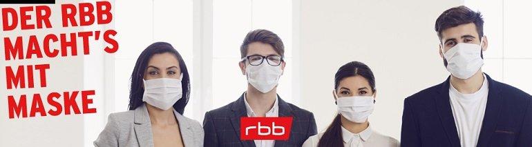 Mundschutz-Maske kostenlos