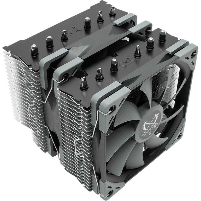 Scythe CPU-Kühler Fuma 2 SCFM-2000 für 35,60€ inkl. VSK (Mastercard)