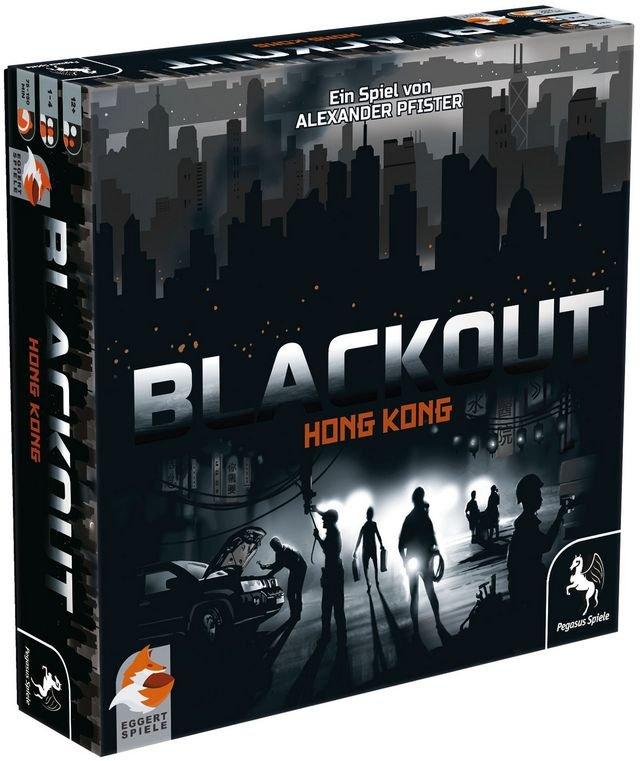 Eggertspiele - Brettspiel 'Blackout' (54567G) für 24,94€ inkl. Versand (statt 33€)