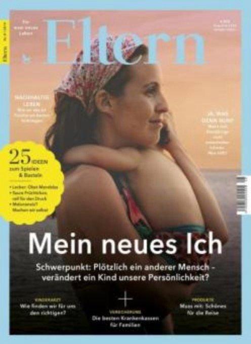 Eltern Family Jahresabo für 56,40€ + 50€ Amazon-, Rossmann- o. Bestchoice-Gutschein
