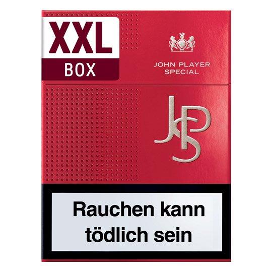 Gratis Zigaretten: 1 Schachtel JPS RED oder JPS BLUE komplett kostenlos