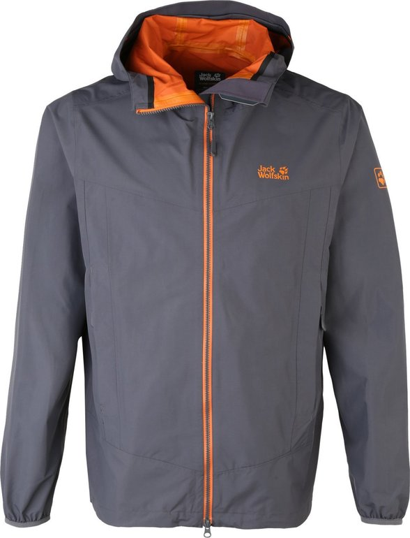 new arrival e241b 92639 Restposten: Jack Wolfskin Colourburst Herrenjacke in