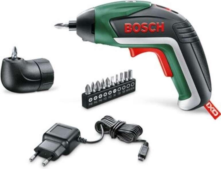 Bosch IXO Akkuschrauber (Generation V) mit Winkeladapter für 34,94€ inkl. Versand (statt 45€)