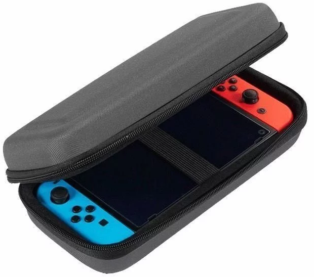 Bigben Nintendo Switch Case L + Tempered Glass für 12€ inkl. Versand (statt 19€)