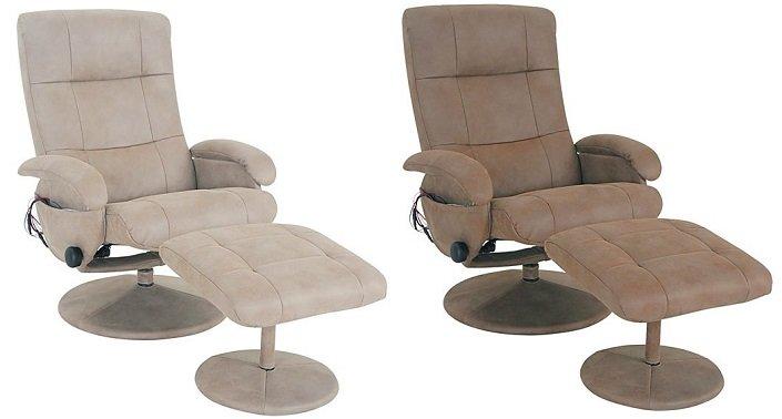 Alpha Relax Massagesessel 7050 mit Heizfunktion für 259€ inkl. Versand
