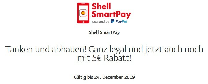 Shell Paypal