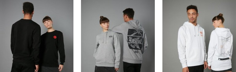 The Rise of Skywalker Pullover