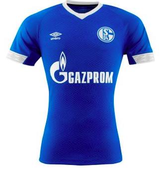 Umbro FC Schalke 04 Herren Heim- & Ausweichtrikot 2018/2019 für je 29,99€