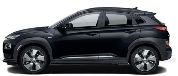 Privatleasing: Hyundai KONA Elektro Premium mit 204PS für 199€ mtl. brutto – LF: 0,46
