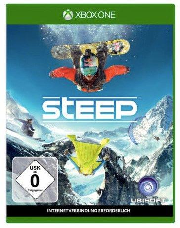Steep (Xbox / PC / PS4) ab jeweils 14,99€ (Vergleich: 21€)