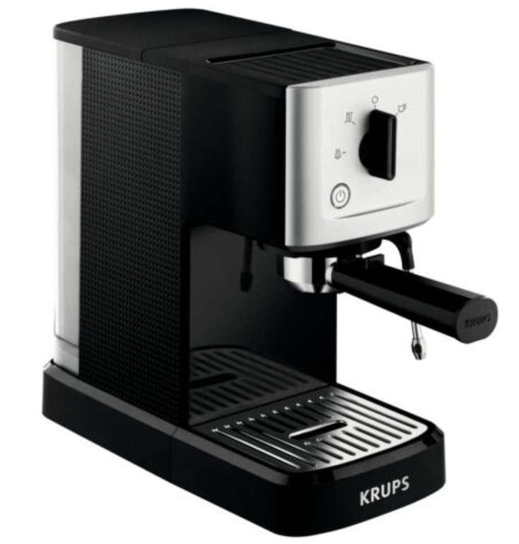 Krups XP3440 Calvi Espressomaschine mit 15 Bar für 114,90€ inkl. Versand (statt 128€)