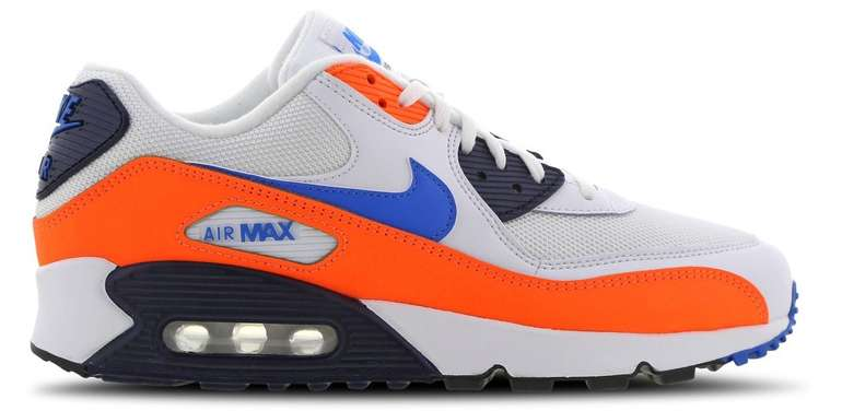 Nike Air Max 90 Essential Sneaker, Größe 40-44 für 74,99€ (statt 90€)