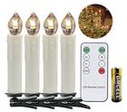 40er Set Vingo LED Weihnachtskerzen Lichterkette für 25,89€ (statt 37€) - Prime!