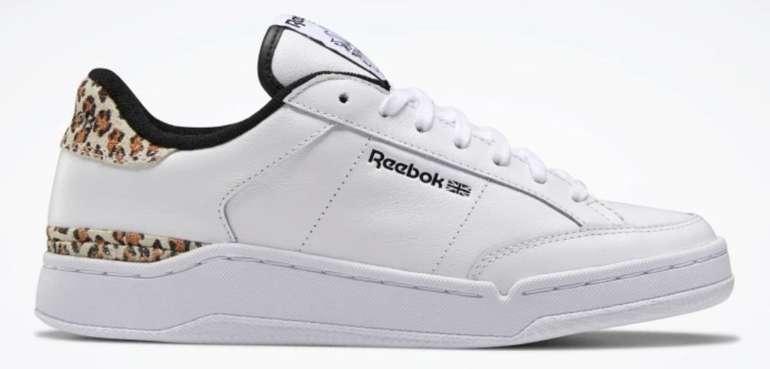 """Reebok AD Court Damen Sneaker im """"White/Leo""""-Colourway für 47€ inkl. Versand (statt 63€)"""