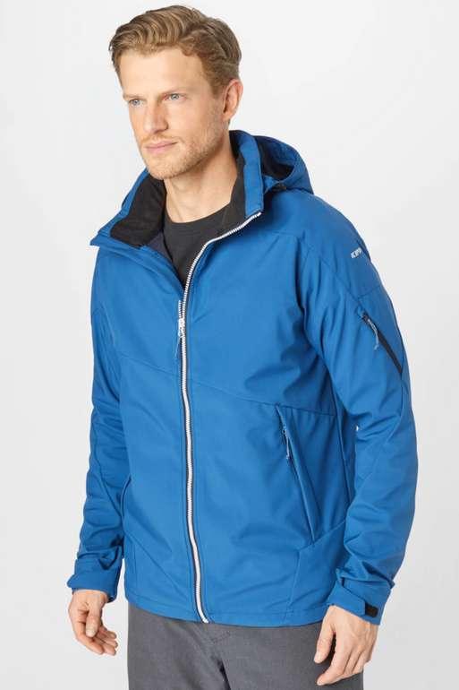 """Icepeak Herren Jacke """"Barling"""" in royalblau für 29,90€ inkl. Versand (statt 55€)"""