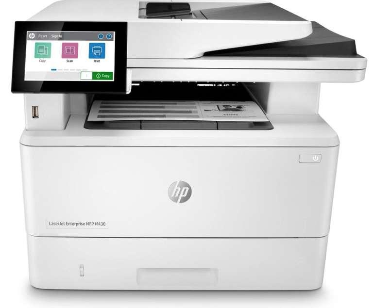 HP LaserJet Enterprise MFP M430f Laser-Multifunktionsgerät s/w (3PZ55A) für 359€ inkl. Versand (statt 439€)