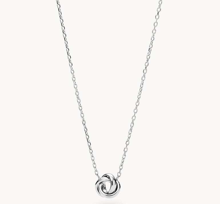 Fossil Damen Halskette Flex Knot in 2 Farben für je für 21,60€ inkl. Versand (statt 27€)