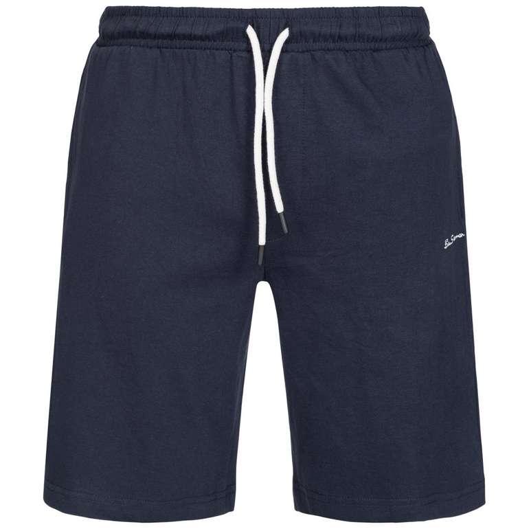 Ben Sherman Herren Sweat Shorts in verschiedenen Farben für je 7,77€ zzgl. VSK (statt 17€)