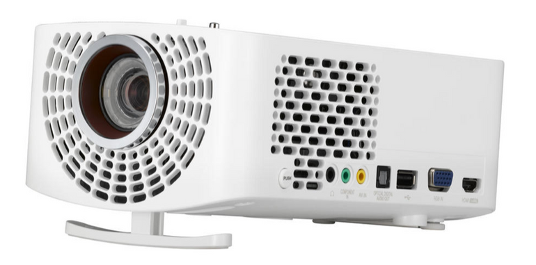 LG PF1500-EU LED-Beamer (DLP, 1.920 x 1.080, 1.400 Lm, 120Hz, 3D-ready) für 849€