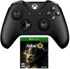 Microsoft Xbox Wireless Controller + Fallout 76 für 55€ (bei Marktabholung)