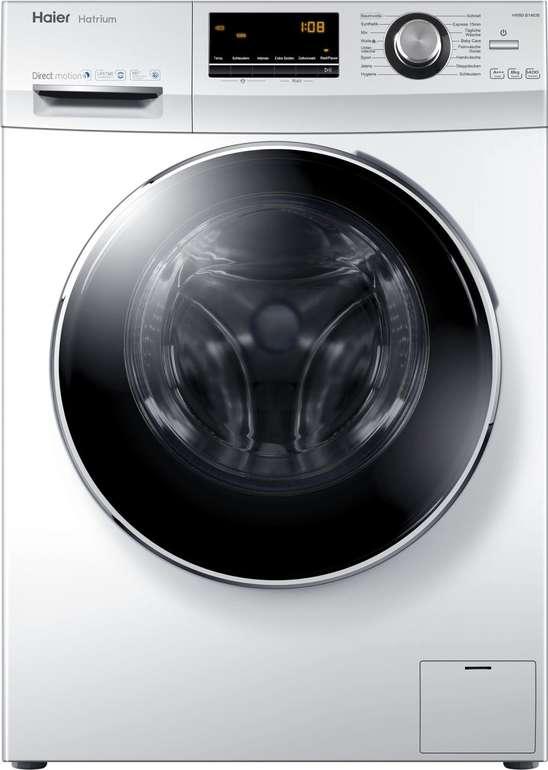 Haier HW80-B14636 Waschmaschine (8 kg, 1400 U/Min., A+++) für 296,10€ inkl. Versand (statt 341€)