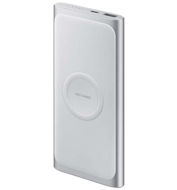 Samsung EB-U1200 - Induktive Wireless Powerbank (10.000mAh) für 25,41€ inkl. Versand (statt 34€)