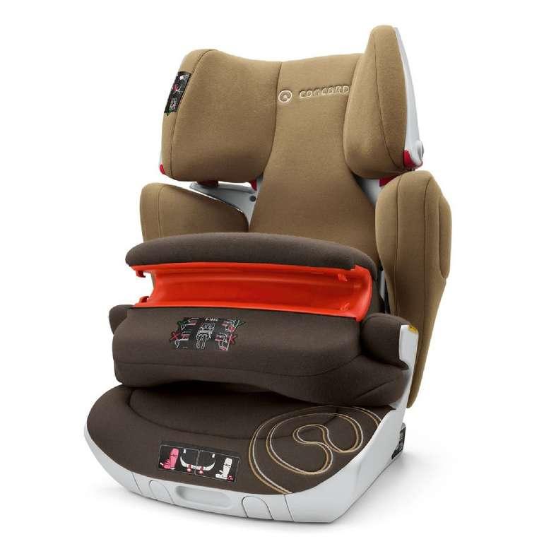 Concord Kindersitz Transformer XT Pro Walnut Brown für 100,09€ inkl. Versand (statt 180€)