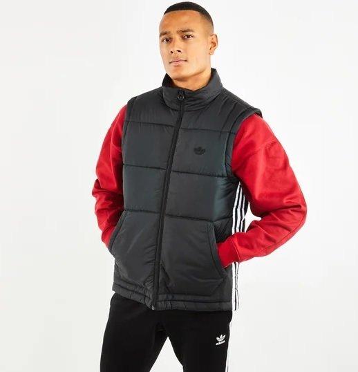 Adidas Padded Vest Jacke für 39,99€ inkl. Versand (statt 50€)