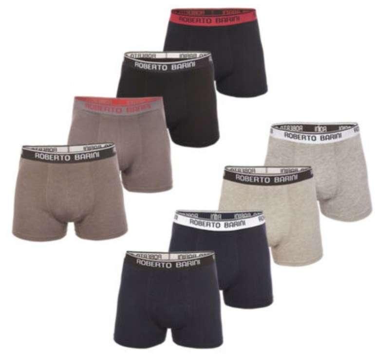 4er Pack Roberto Barini Herren Boxershorts für 13,99€ inkl. Versand (statt 17€) - Nur in M,L und XL!