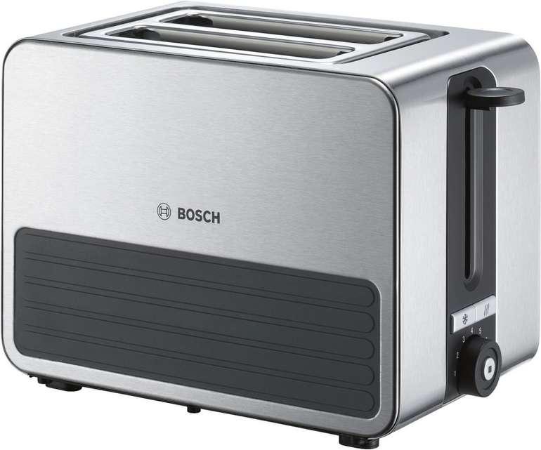 Bosch TAT7S25 2-Scheiben-Toaster für 37,94€ inkl. Versand (statt 56€)
