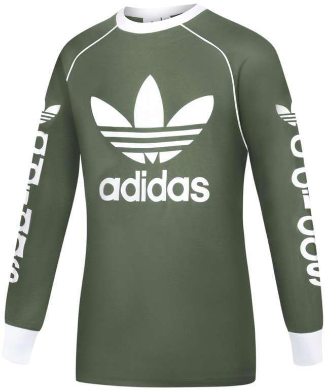 Adidas Originals OG Damen Langarm Shirt für 28,94€ inkl. Versand (statt 40€)